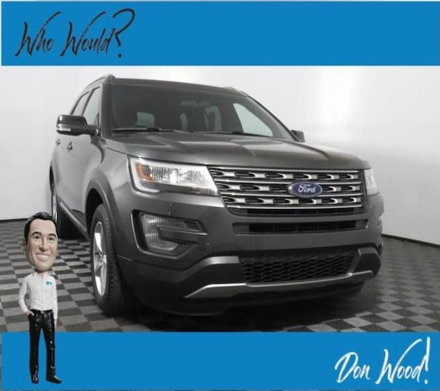 Used 2016 Ford Explorer For Sale at Don Wood Lincoln | VIN