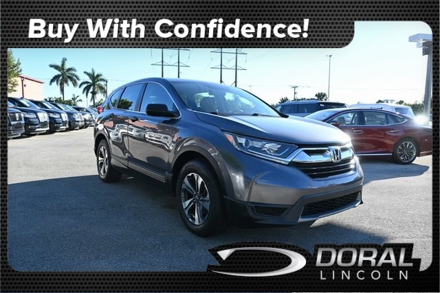 Used Honda Cr V Doral Fl