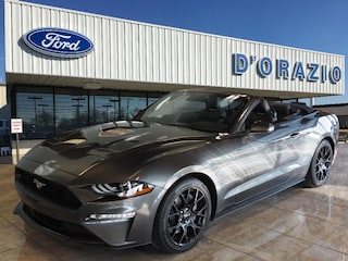 2019 Ford Mustang Convertible