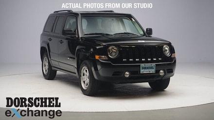 2016 Jeep Patriot Sport SUV