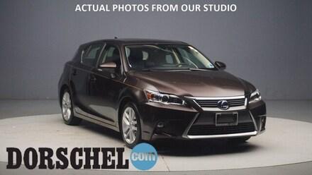 2014 LEXUS CT 200h Hybrid Hatchback