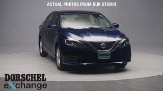 2018 Nissan Sentra SV Sedan