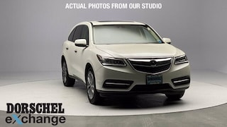 2015 Acura MDX Tech Pkg SUV