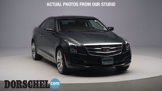 2015 CADILLAC ATS 2.0L Turbo Coupe