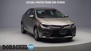 2014 Toyota Corolla LE Plus Sedan