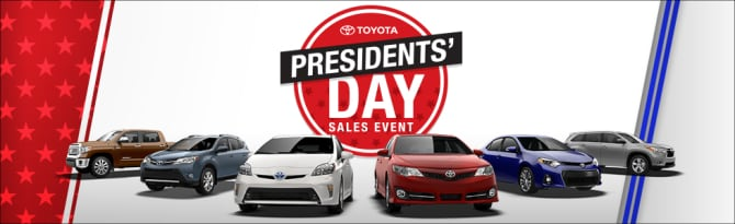 Presidents Day Car Sales 2017 >> Dorschel Toyota 2017 President S Day Sales Event