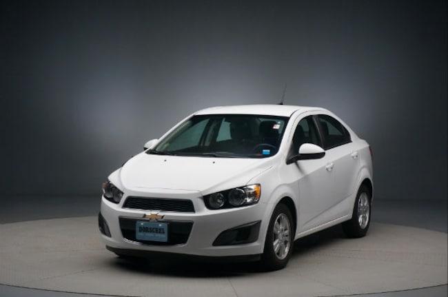 Used 2012 Chevrolet Sonic For Sale At Dorschel Volkswagen Vin