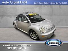 2004 Volkswagen New Beetle GLS 1.8T Hatchback