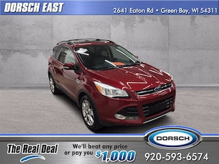 Bargain used vehicle 2013 Ford Escape SEL SUV for sale in Green Bay, WI
