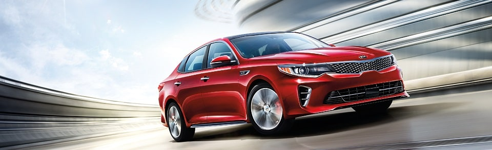 Kia Optima Green Bay