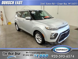 Used vehicles 2020 Kia Soul S Hatchback for sale in Green Bay, WI