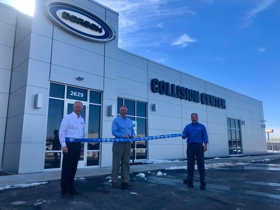Dorsch Ford Kia >> Collision Center in Green Bay, WI | Dorsch Ford Lincoln Kia