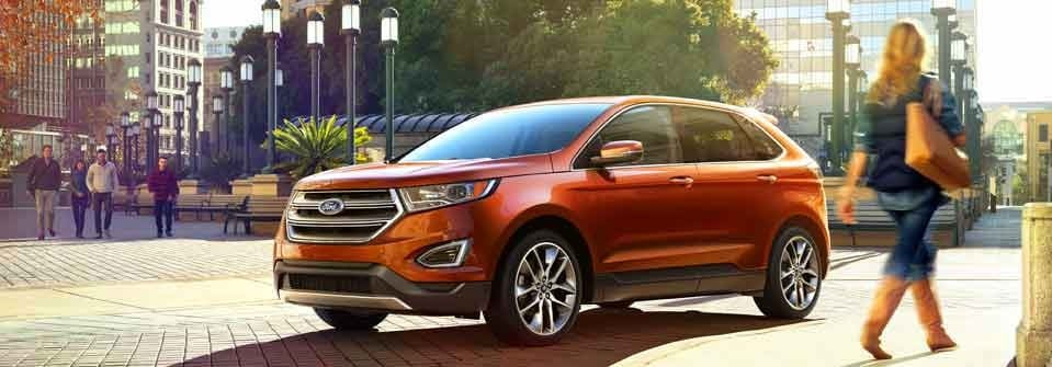 Not Only Does The Ford Edge