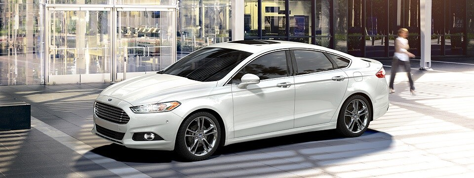 Comparing Sedans In Green Bay, WI   Ford Fusion Takes On The Competition