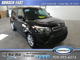 Used vehicles 2016 Kia Soul Base Hatchback for sale in Green Bay, WI