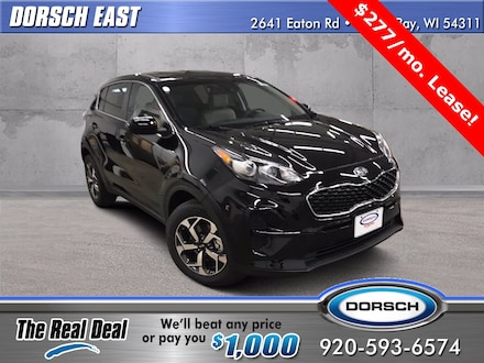 Featured new Kia vehicles 2021 Kia Sportage LX SUV for sale in Green Bay, WI
