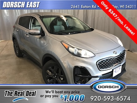 Featured new Kia vehicles 2022 Kia Sportage LX SUV for sale in Green Bay, WI