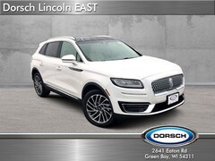 2019 Lincoln Nautilus Reserve SUV For Sale in Green Bay, WI