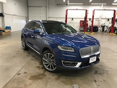 2020 Lincoln Nautilus Reserve SUV For Sale in Green Bay, WI