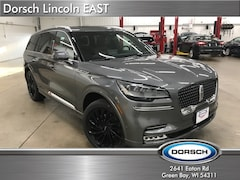 New 2021 Lincoln Aviator Reserve SUV For Sale in Green Bay, WI