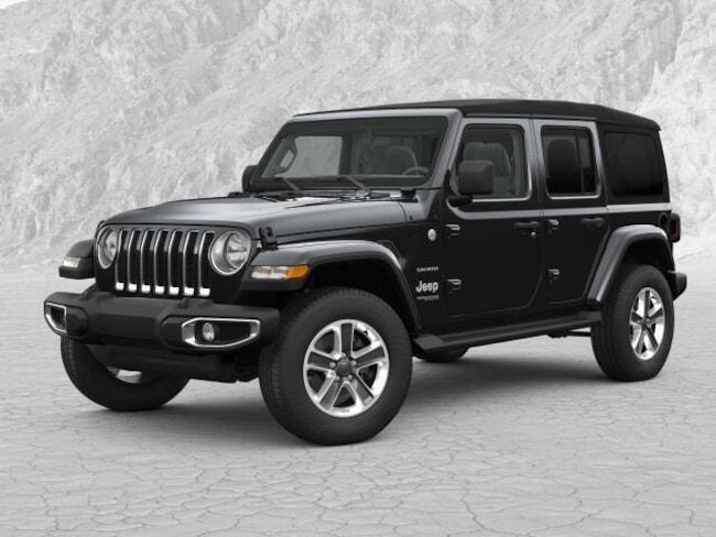 2018 Jeep Wrangler UNLIMITED SAHARA 4X4 Sport Utility