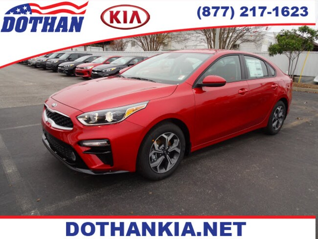 New 2019 Kia Forte For Sale At Dothan Kia Vin 3kpf24ad4ke052643