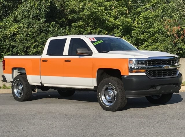 2017 Chevrolet Silverado 1500 WT Truck