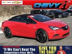 2017 Buick Cascada Sport Touring Convertible