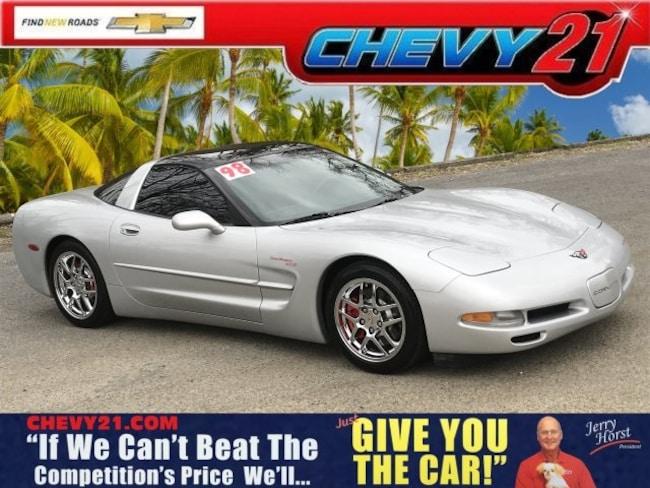 1998 Chevrolet Corvette Base Coupe
