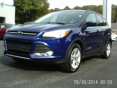 2016 Ford Escape SE Four-Wheel Drive with Locking and Limited-Slip Dif