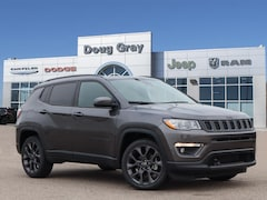 2021 Jeep Compass 80th Anniversary Edition Sport Utility