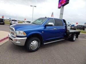 2018 Ram 3500 Laramie Truck