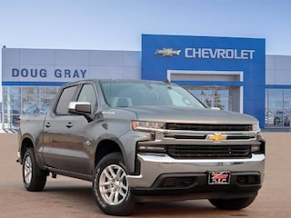 2020 Chevrolet Silverado 1500 LT Truck
