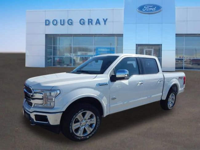 2019 Ford F-150 Series Truck SuperCrew Cab