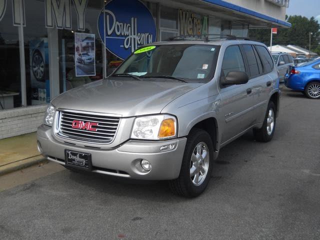 2006 GMC Envoy SLE SUV
