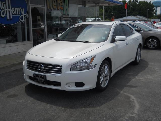 2009 Nissan Maxima For Sale >> Used 2009 Nissan Maxima For Sale At Doug Henry Ford Of Ayden