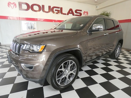 2019 Jeep Grand Cherokee Limited Full Size SUV