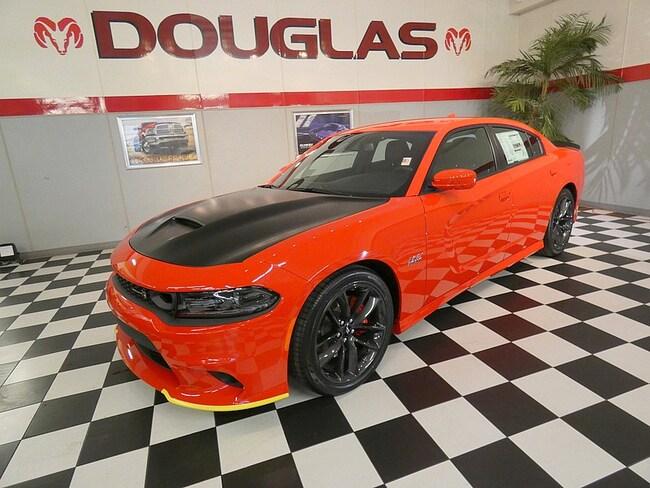 2019 Dodge Charger SCAT PACK 6.4 HEMI!!! Sedan