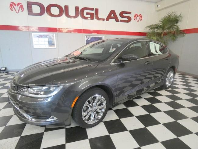 2015 Chrysler 200 Limited Mid-Size Car