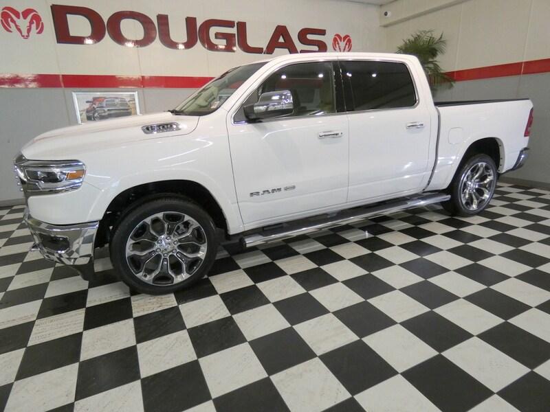 2019 Ram All-New 1500 LONGHORN  Truck Crew Cab