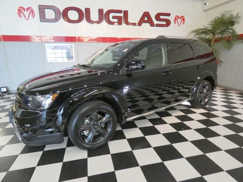 2018 Dodge Journey Crossroad Crossover SUV