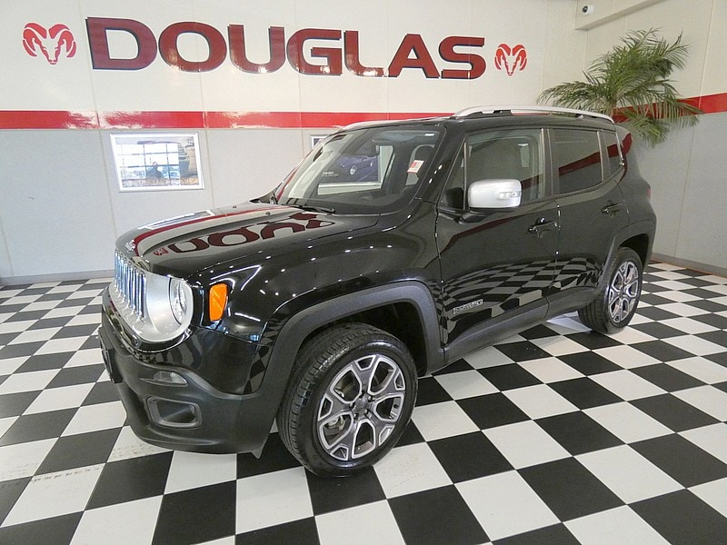 2018 Jeep Renegade Limited Full Size SUV