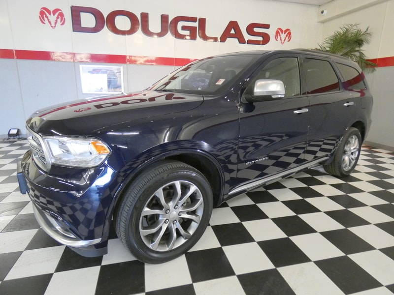 2017 Dodge Durango Citadel Full Size SUV