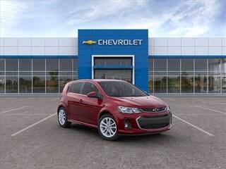 2020 Chevrolet Sonic LT 5-Door Hatchback