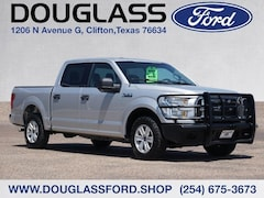 Used 2017 Ford F-150 XLT Truck for sale in Clifton, TX