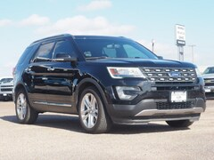 Used 2017 Ford Explorer Limited SUV in Clifton, TX