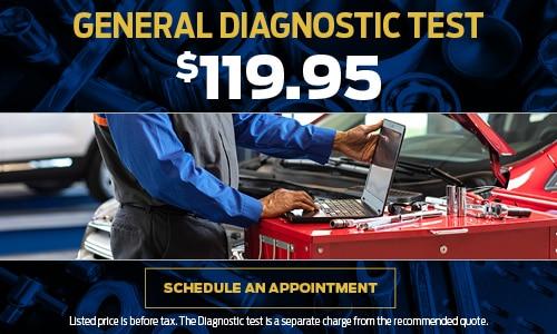 General Diagnostic Test