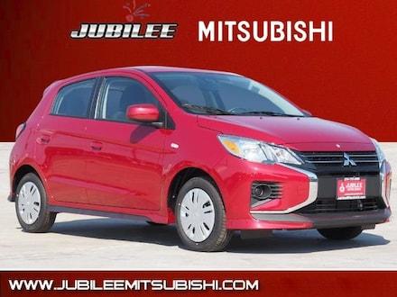 New 2021 Mitsubishi Mirage ES Hatchback for sale in Waco, TX