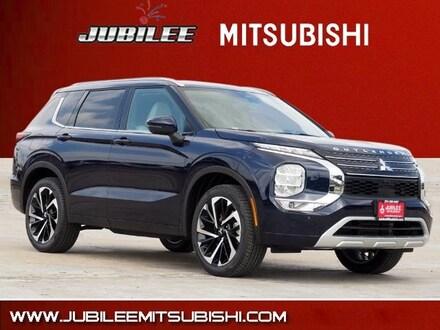 New 2022 Mitsubishi Outlander SEL CUV for sale in Waco, TX