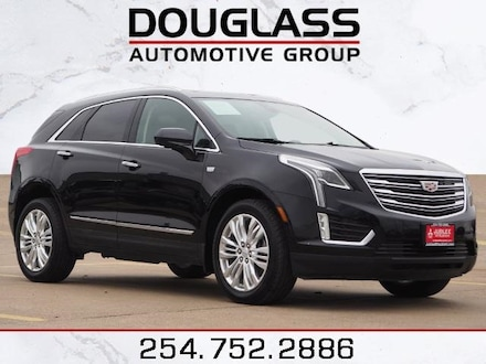 Featured used 2017 CADILLAC XT5 Premium Luxury SUV for sale in Waco, TX